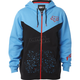 Blue Sanktion Zip Hoody