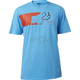 Surface Blue Transformed T-Shirt