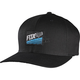 Black Takeover FlexFit Hat