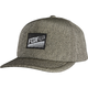 Heather Gray Campt Snapback Hat - 18363-040-OS