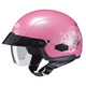Pearl Pink IS-Cruiser Blush MC-8 Helmet