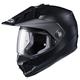 Semi-Flat Matte Black DS-X1 Helmet