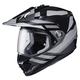 Gray/Black DS-X1 Lander MC-5 Helmet