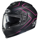 Semi-Flat /Pink IS-17 Lank MC-8SF Helmet