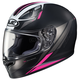 Semi-Flat Black/Pink FG-17 MC-8SF Valve Helmet