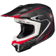 Black/Red CL-X7 Blaze MC-1 Helmet