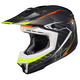 Black/Neon Green/Red CL-X7 Blaze MC-5 Helmet
