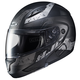 Semi-Flat Black/Gray CL-MAXBT 2 Friction MC-5SF Helmet