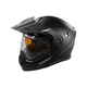 Matte Black EXO-CX950 Snow Helmet