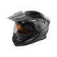 Flat Black/Gray EXO-CX950 Apex Snow Helmet