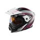 Flat White/Pink EXO-CX950 Apex Snow Helmet