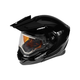 Black EXO-CX950 Snow Helmet w/Electric Shield