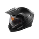 Matte Black EXO-CX950 Snow Helmet w/Electric Shield