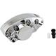 Chrome Brake Caliper - 1701-0178