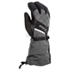 Women's Allure Black/Gray Gloves