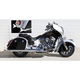 Chrome 30 in. Longtail Slip-On Mufflers - IN-164