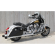 Chrome Sturgis Edition High Performance Mufflers - IN-762