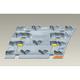 RipSaw II Hi-Performance Track w/1 in. Lug - 9158H
