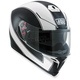 White/Black K-5 S Enlace Helmet