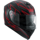 Black/Red K-5 S Hero Helmet