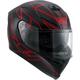 Black/Red K-5 S Hero Helmet