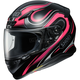 Black/Pink/Gray RF-1200 Intense TC-7 Helmet