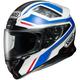 Blue/White/Gray Camo RF-1200 Parameter TC-2 Helmet