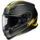 Matte Black/Hi-Viz Yellow RF-1200 Flagger TC-3 Helmet
