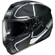 Matte Black/Gray/White GT-Air Pendulum TC-5 Helmet