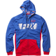 Blue Marvel Captain America Zip Hoody