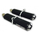 Dual Slip-On Exhaust - TR-4102S-BK
