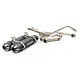 Dual Exhaust System - TR-4112D-BK