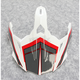 Red FX-39DS Veleta Visor - 0132-1045