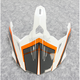 Orange FX-39DS Veleta Visor - 0132-1046