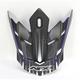 Blue FX-17 Mainline Visor  - 0132-1049