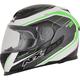 Green FX-105 Thunderchief Helmet