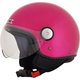 Fuchsia FX-33 Scooter Helmet