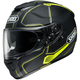 Matte Black/Gray/Hi-Viz Yellow GT-Air Pendulum TC-3 Helmet