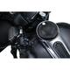 Satin Black Mesh Dash Insert - 6506