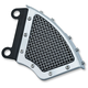 Chrome Mesh Front Caliper Cover - 6540