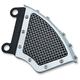 Chrome Mesh Front Caliper Cover - 6540