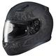 Semi-Flat Black/Gray CL-17 Rebel MC-5F Helmet