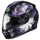 Purple/Black CL-17 Cosmos MC-11 Helmet