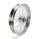 Chrome Complete 40-Spoke Wheel - 51669