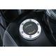 Chrome Mesh Fuel/Battery Gauge - 6550