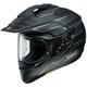 Matte Black/Gray Hornet X2 Navigate TC-5 Helmet
