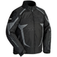 Black/Gunmetal Blitz 3.0 Snowcross Jacket