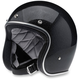 Midnight Black Mini Flake Bonanza Helmet