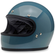 Baja Blue Gringo Helmet