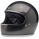 Gloss Charcoal Metallic Gringo Helmet